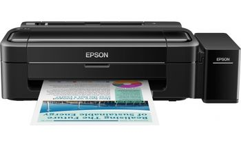 Printer Epson L312 , A4, 5760x1440dpi, 210x297mm, Ink Toner 33 pages/min, 4  ink, USB2.0