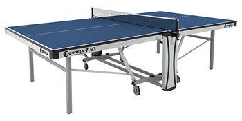 Теннисный стол Indoor Sponeta S7-63i / 25 мм (blue)