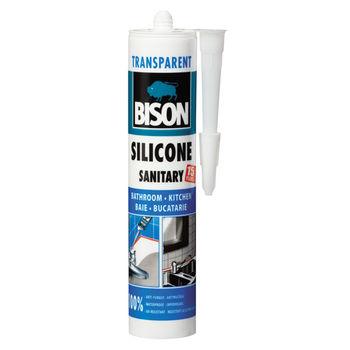 cumpără Bison Silicon Sanitar transparent 280 ml în Chișinău