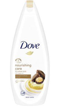 Гель для душа Dove Nourishing Care and Oil, 750 мл