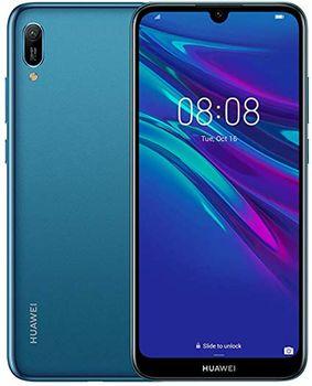 купить Huawei Y6 2019 3/6Gb ,Blue в Кишинёве