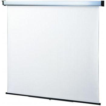 Sopar Manual Projection Screen 220(w)x200(h)cm, Platinum, 9kg