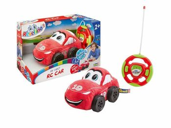 """Машина мягкая Revellino р/у """"My first RC Racing Car"""", 23201, код 43791"""
