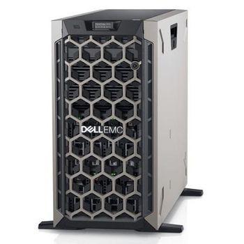 "Dell PowerEdge T440 Tower, Dual Intel Xeon Silver 4110 (2.10GHz, 8C/16T, 11M, 85W), 32GB (2*16GB) RDIMM RAM, 400GB SSD Mix Use (up to 8 3,5"" Hot Plug HDD), PERC H730P 2GB RAID, iDRAC9 Express, DP 1GBE LAN, SingleHot-plug PSU 750W"
