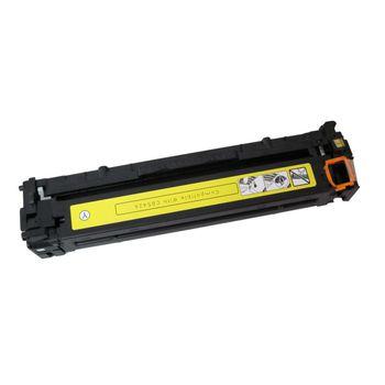 купить Laser Cartridge for HP CB542A yellow Compatible в Кишинёве