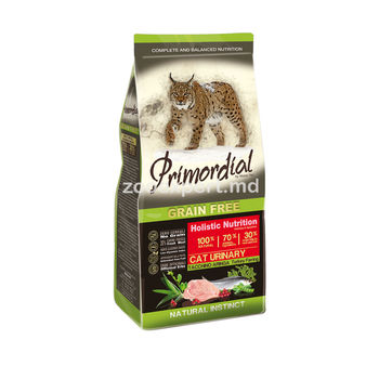 купить Primordial Holistic Cat Urinary 1 kg ( развес ) в Кишинёве