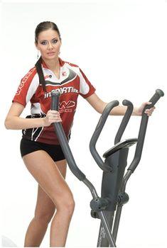 cumpără Bicicleta eliptica inSPORTline Atlanta Black 3651 (175) în Chișinău