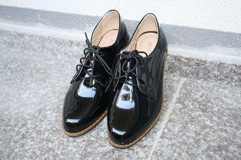 Ботинки Oxford style