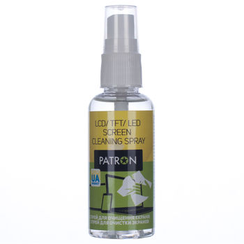 "купить Cleaning  liquid for screens PATRON ""F3-001"", Spray 250 ml в Кишинёве"