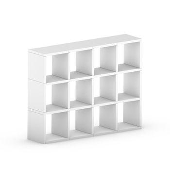 cumpără Etajeră Boon 1092x1448x330 mm,alb în Chișinău