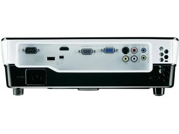 "купить DLP XGA   Projector 2800Lum,  5000:1 BenQ ""MX613ST"", ST(55""@1m) with 1.2x zoom, Black, 2.65kg (Native/Supported Resolution: XGA (1024x768)/640x480 to 1600x1200; Aspect Ratio: 4:3 Native, 16:9 Selectable; Brightness: 2800 ANSI lumens; Contrast Ratio: 5000:1; Image Size: 27"" to 300""; Throw Ratio: 0.9-1.08 (55""@1m); Lamp/Lamp life: 210W, 4000/5000 hours (Normal/Economic mode); Operational Noise: 30/26 dB (Normal/Economic mode); 2.65 kg; Analog RGB: D-sub 15 pin,  Digital: HDMI, S-Video: Mini Din 4 pin, Composite Video: RCA, 10 Watt Speaker x 1, USB connector: Type A x1 (USB reader); Type mini B x1 (USB display)) в Кишинёве"