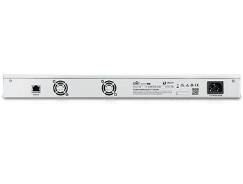 Ubiquiti UnFi Switch 16 (US-16-150W), 16-Port Gigabit RJ45, 2-ports SFP, 150W, POE+ IEEE 802.3at/af and 24V Passive PoE, PoE Output 150W, Non-Blocking Throughput: 18 Gbps, Switching Capacity: 36 Gbps, Rackmountable (retelistica switch/сетевой коммутатор)