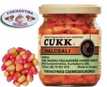 Маринованная Кукуруза CUKK чеснок 125г