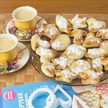 купить Формы-вырубки для печенья и вафель Paterra в Кишинёве