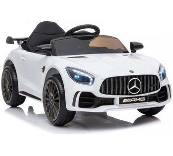 "Машина на аккумуляторе Chipolino ""Mercedes Benz GTR AMG"" белый"