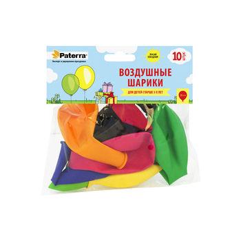 Шарики Paterra, 30 cm, 10 шт.