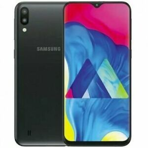 купить Samsung Galaxy M10 2019 3/32Gb Duos (SM-M105) ,Black в Кишинёве