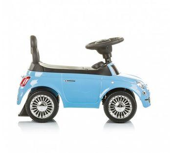 Машина Chipolino  Fiat 500 blue