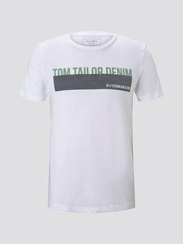 Майка TOM TAILOR Белый 1016303 tom tailor