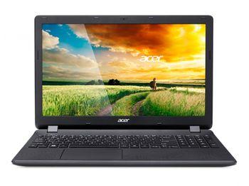 """ACER Aspire ES1-531 Midnight Black (NX.MZ8EU.011) 15.6"""" HD (Intel® Celeron® Dual Core N3050 2.16GHz (Braswell), 2Gb DDR3 RAM, 500Gb HDD, Intel® HD Graphics, w/o DVD, CardReader, WiFi-N/BT, 3cell, 0.3MP CrystalEye Webcam, RUS, Linux, 2.4kg)"""