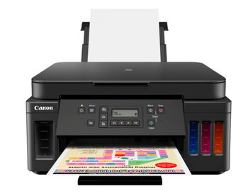 MFD Canon Pixma G2040, Color (optional) Printer//Wi-Fi/LAN, A4, Print 4800x1200dpi_2pl, Scan 1200x2400dpi, ESAT 13/6.8 ipm, LCD display_6.2cm,USB 2.0, 1 ink tanks: GI-40, cart. CL-441,CL-441XL