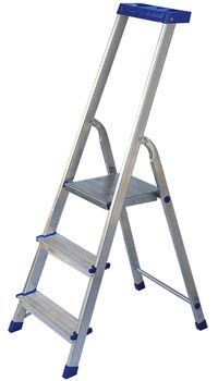 купить Ascara Лестница алюминиевая односторонняя Elkop JHR 403 в Кишинёве