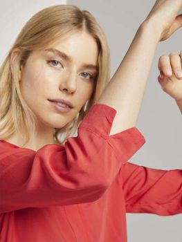 Блуза TOM TAILOR Красный 1022044 tom tailor