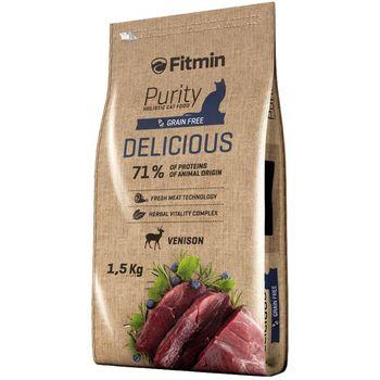 купить Сухой корм для кошек Fitmin Purity Delicious 1.5 Kg в Кишинёве