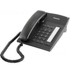 Telephone PANASONIC KX-TS2382UAB  Black, Ringer Indicator, One-Touch Dialer of 20 Numbers Индикатор вызова, однокнопочный набор 20 номеров, ускоренный набор 10 номеров, повторный набор последнего номера, регулировка
