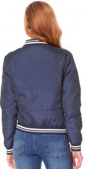 Куртка PIAZZA ITALIA Синий/белый/принт 74557 BLUE