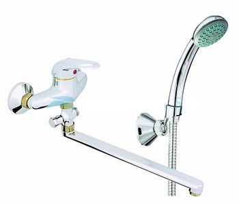 Rubineta Смеситель для ванны P-12/C Star 40