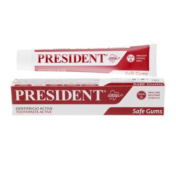 купить Pasta de dinti President Active (singerare gingivala) 75ml в Кишинёве