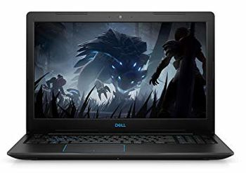 "DELL Inspiron Gaming 15 G3 Black (3579), 15.6"" IPS FullHD (Intel® Hexa-core™ i7-8750H 2.20-4.10GHz (Coffee L), 16GB(1x16) DDR4 RAM, 512GB SSD,GeForce® GTX1050Ti 4GB DDR5, CardReader, WiFi-AC/BT5.0,4cell,HD720p Webcam,Backlit KB, RUS, Ubuntu,2.53kg )"