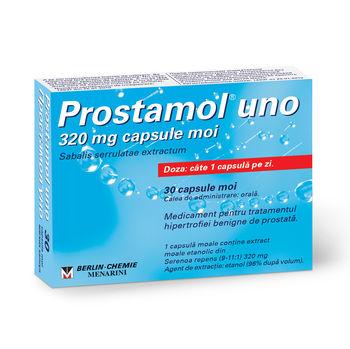 cumpără Prostamol Uno 320mg caps. N30 în Chișinău