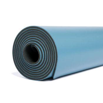 Коврик для йоги 185x66x0.4 см Bodhi Phoenix 630GY (422)