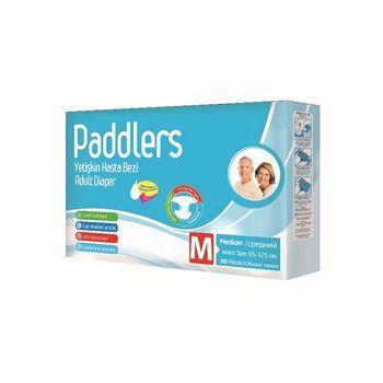 купить Paddlers подгузники для взрослых Medium, 30 шт в Кишинёве