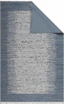 Ковёр ручной работы E-H BODRUM KILIM BD 01 COOL BLUE
