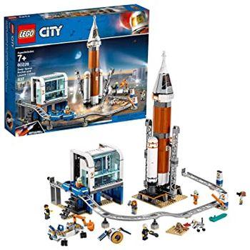 """LEGO City  """"O rachetă de lansare în spațiul exterior"""", art.60228"""