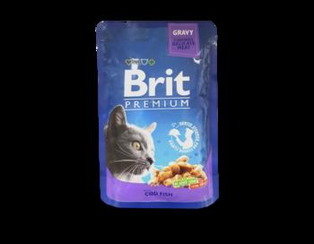 купить Brit Premium кусочки с треской в Кишинёве