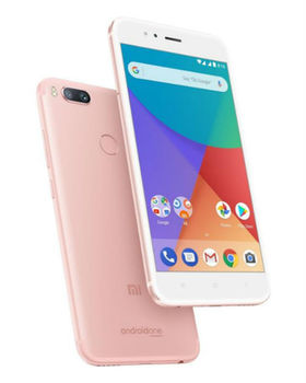"cumpără 5.5"" Xiaomi Mi A1 32GB Rose Gold 4GB RAM,Qualcomm Snapdragon 625 Octa-core 2.0GHz,Adreno 506,DualSIM, 5.5"" 1080x1920 IPS 403 ppi, microSD, Dual 12MP, front 5MP, LED flash, 3080mAh, FM-radio, WiFi-AC, BT4.2, LTE, Android One, Infrared port, Fingerprint în Chișinău"