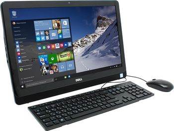 "купить AIl-in-One PC - 21,5"" DELL lnspiron 3264 FHD IPS, lntel® Core® i3-7100U (Dual Core, 2.40GHz, 3MB), 4GB DDR4 RAM, 1TB HDD, DVD-RW, GeForce® 920MX 2GB DDR5 Graphics, HD Webcam, Wi-Fi-AC/BT4.0, USB KB&MS, Ubuntu, White в Кишинёве"