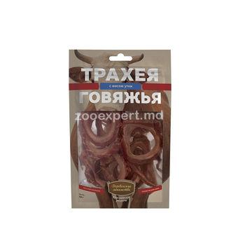 cumpără Derevenskiye lakomstva - Trahee de vită cu carne de rață 50 gr în Chișinău