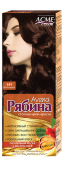 Vopsea p/u par, ACME Рябина Avena, 100 ml., 141 - Ciocolată