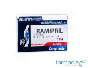 cumpără Ramipril comp.5mg N20x3 (Balkan) în Chișinău