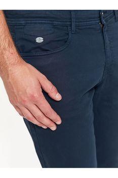 Pantaloni TOP SECRET Albastru inchis SSP2977GR
