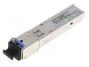 купить SFP module,1.25G single fiber, WDM, 1310nmTX/1550nmRX, SC/UPC 3km connector в Кишинёве