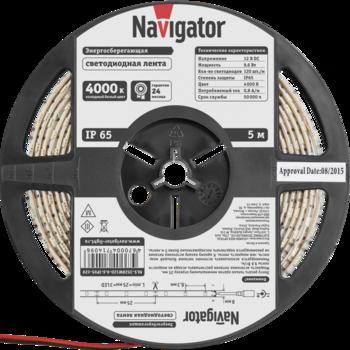 купить LED (9.6W) NLS-3528W120-9.6-IP65-12V R5 в Кишинёве