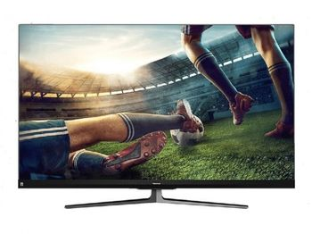 "65"" TV Hisense 65U8QF, Black (SMART TV)"