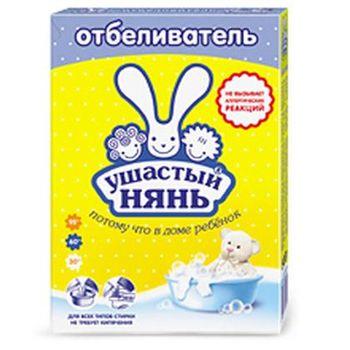 купить Ушастый Нянь порошок отбеливатель, 500г в Кишинёве