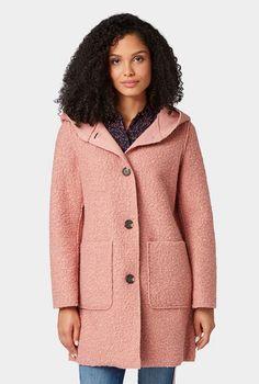 Куртка Tom Tailor Розовый 1012047